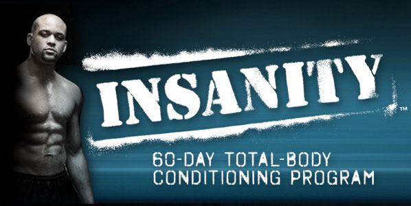 Insanity training
